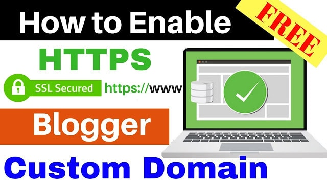 Manual on Blogger Custom Domains