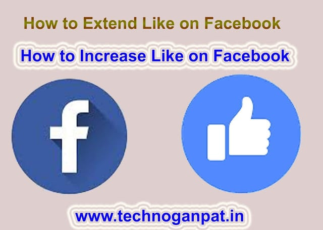 Extend Like on Facebook
