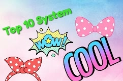 Top 10 systems